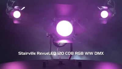 Stairville RevueLED 120 COB RGB