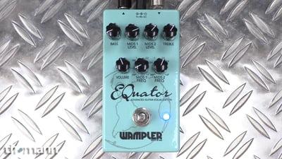 Wampler EQuator Equalizer