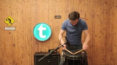 Thomann Marching Sticks MG-PA