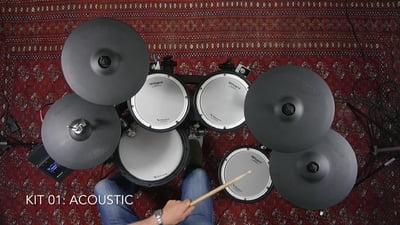 Roland V-Drums TD-17KVX E-Drum Set