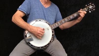 Harley Benton BJ-65Pro 6 String Banjo