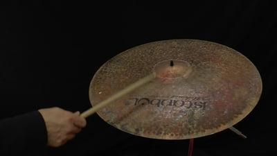 Istanbul Mehmet 24 Jazz Ride Siz. Turk Series