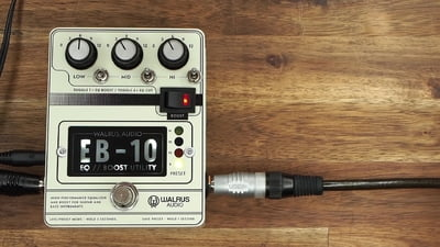 Walrus Audio Walrus Audio EB-10 B