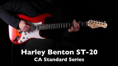 Harley Benton ST-20 CA