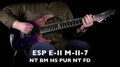ESP E-II M-II-7 NT BM HS PUR NT FD