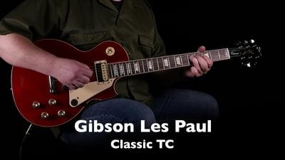 Gibson Les Paul Classic TC Translucent Cherry
