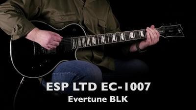 ESP LTD EC-1007 Evertune BLK