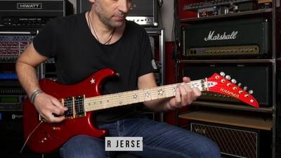 Kramer Guitars Jersey Star
