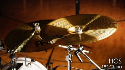 Meinl HCS Serie 18 China
