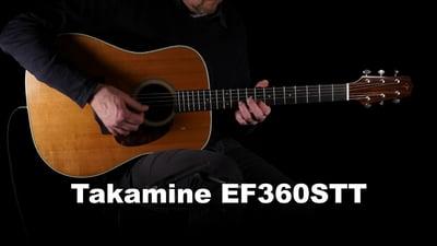 Takamine EF360STT