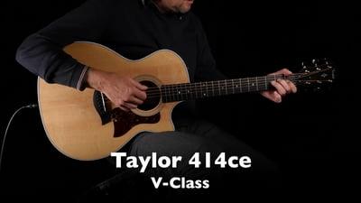 Taylor 414ce V-Class