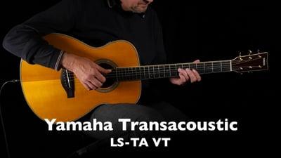 Yamaha Transacoustic LS-TA VT