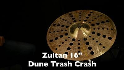Zultan 16 Trash Crash