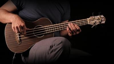 Baton Rouge UV11-BS-SCC Bass Ukulele