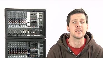 Behringer PMP 1680S Power Mixer
