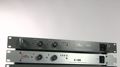 the t.amp S Serie