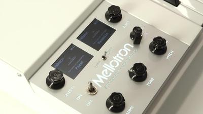 Mellotron M4000D Mini Sound